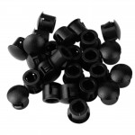 "Kit 25 Tapa-furo 1/2"" locking plugs Dentcraft"